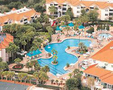 Disney Resorts, Sheraton Vistana Disney World, Orlando FL